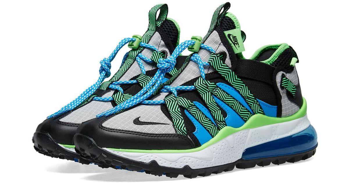 Nike Air Max 270 Bowfin in Blue for Men - Save 21% - Lyst 760daa56c