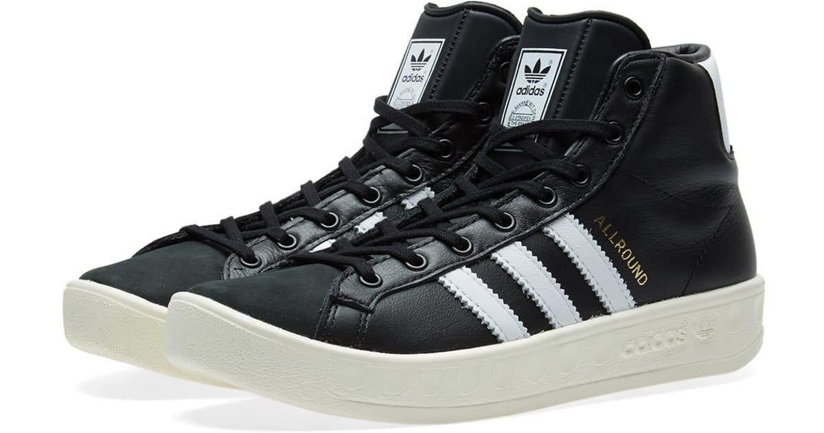 Lyst Adidas Allround og W en color negro