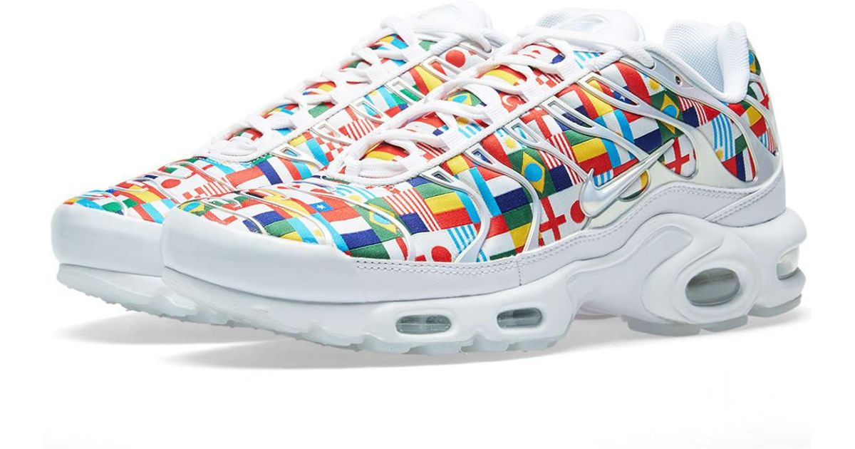 uk availability 8606f 3ccd2 Nike - White Air Max Plus Nic for Men - Lyst