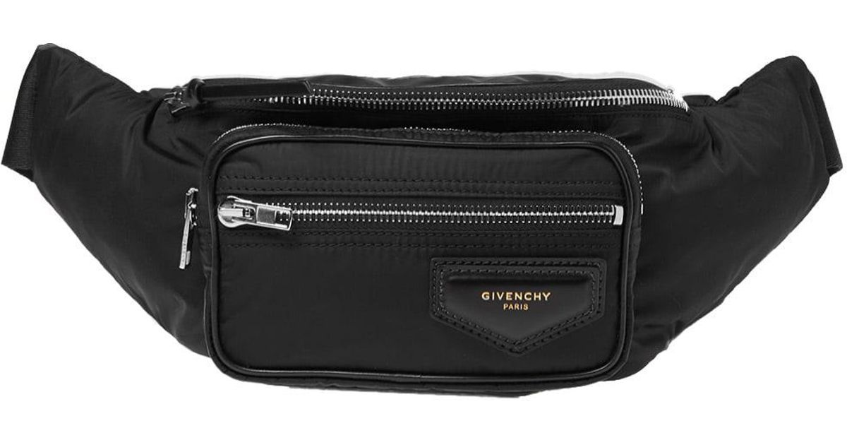 02866d0edddb Lyst - Givenchy Crossbody Tech Bag in Black for Men