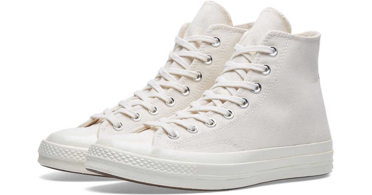 b73a1b10a571 Lyst - Converse Chuck Taylor 1970s Hi Vintage Canvas in White for Men