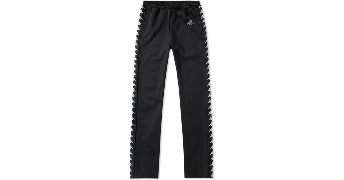 Lyst - Gosha Rubchinskiy X Kappa Track Pant in Black for Men 9c6fe5d312abd