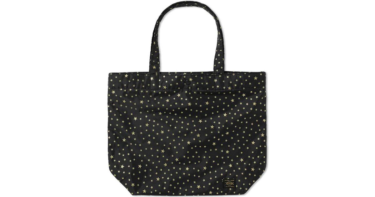 626ff380f2b5 Lyst - Head Porter Stellar Large Shopping Bag in Black for Men