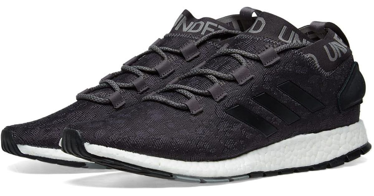7e320aec028406 Lyst - adidas X Undefeated Pure Boost Rbl in Gray for Men