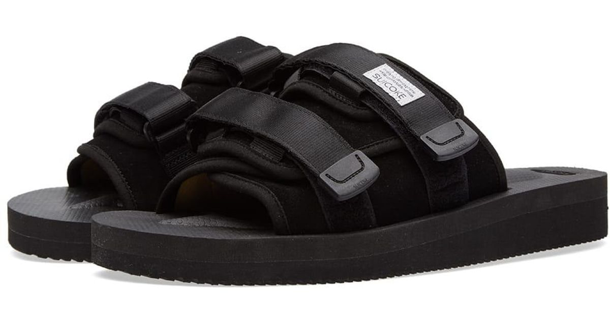 09b15da22450 Lyst - Suicoke Moto-vs in Black for Men