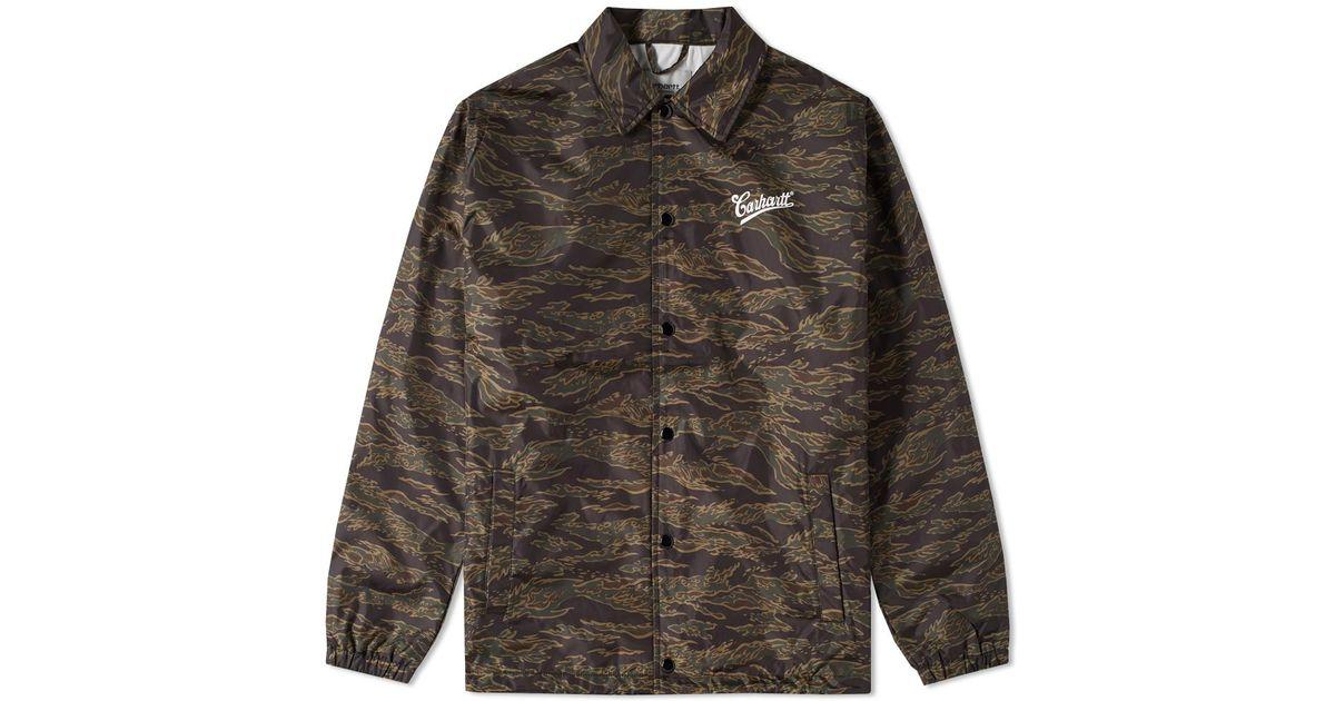 oficjalny sklep Darmowa dostawa urok kosztów Carhartt WIP - Multicolor Strike Coach Jacket for Men - Lyst