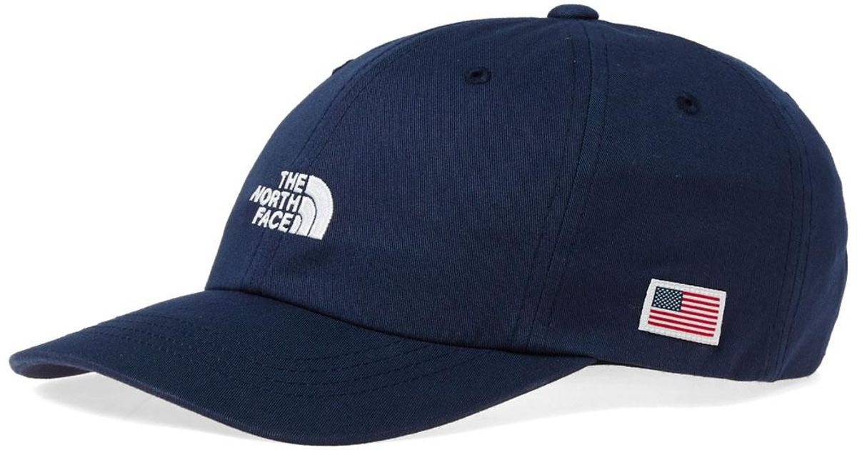 Lyst - The North Face Ic Ball Cap in Blue for Men b8636bb0eae