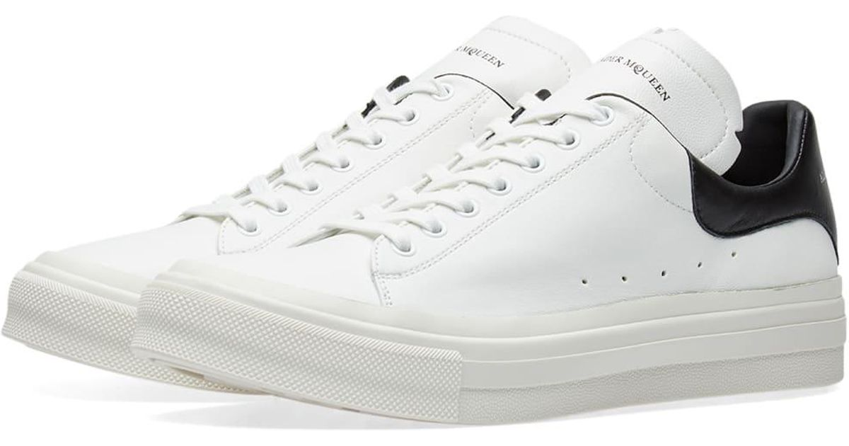 newest 7d0ad a7030 alexander-mcqueen-White-Leather-Cupsole-Sneaker.jpeg