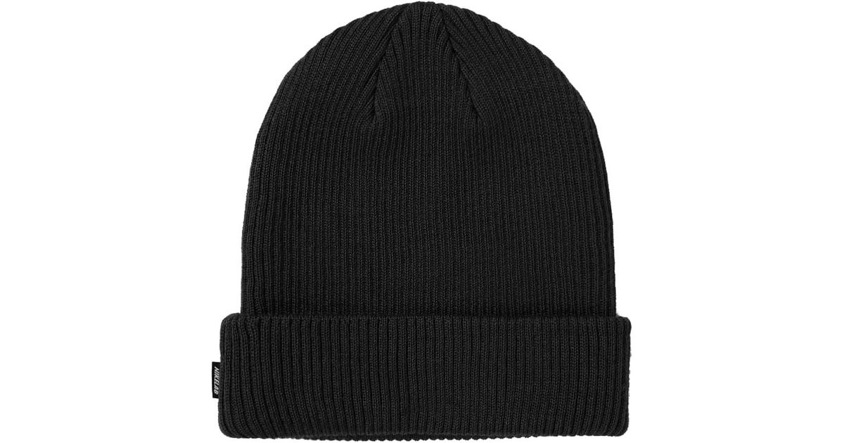 huge selection of c0bc3 88bcd Lyst - Nike Nrg Essentials Beanie in Black for Men