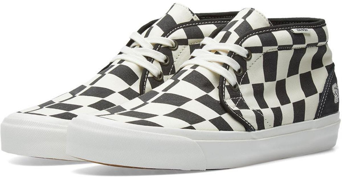 Vans & Taka Hayashi Edition Chukka 75 Sneakers A6xvgzvM