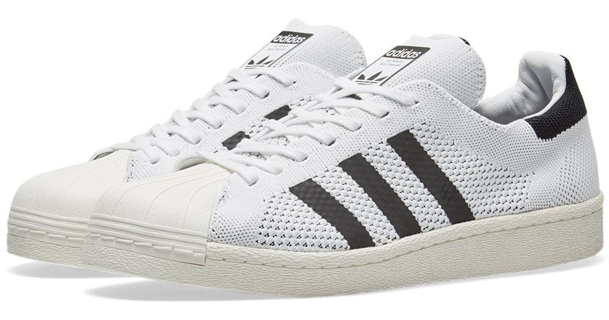 2efd707c7871 Lyst - adidas Originals Superstar Boost Pk in White for Men