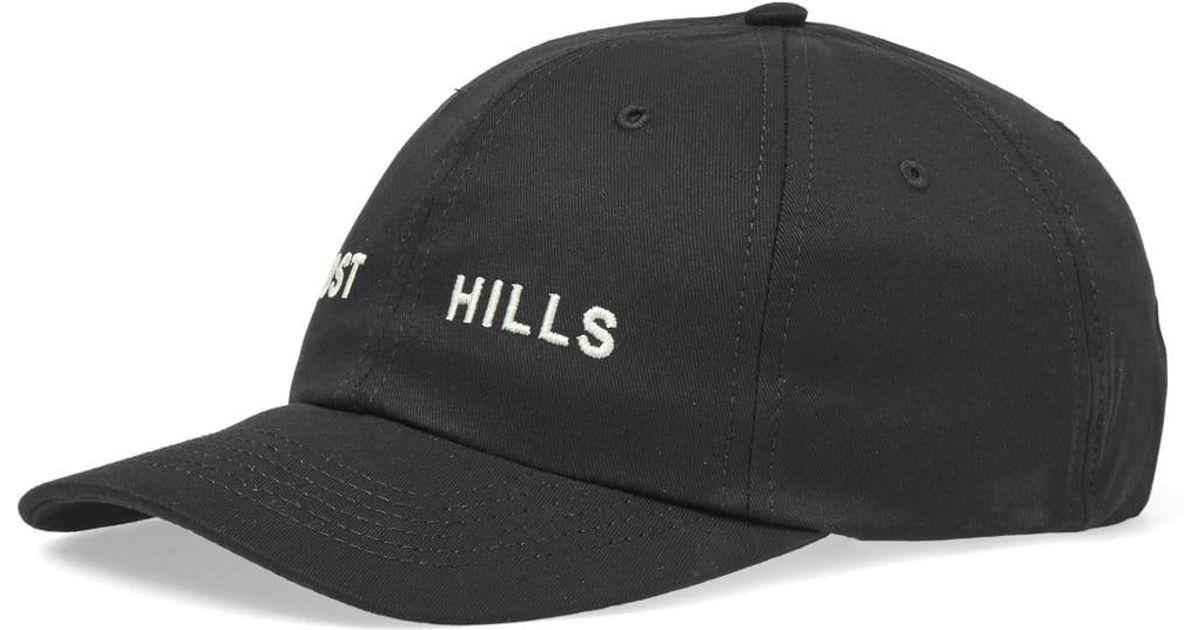 794176db5 Lyst - Yeezy Lost Hills Cap in Black for Men