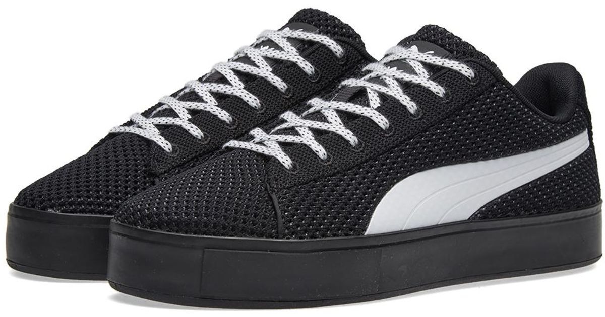 34868defd074a2 Lyst - PUMA X Daily Paper Court Platform K in Black for Men