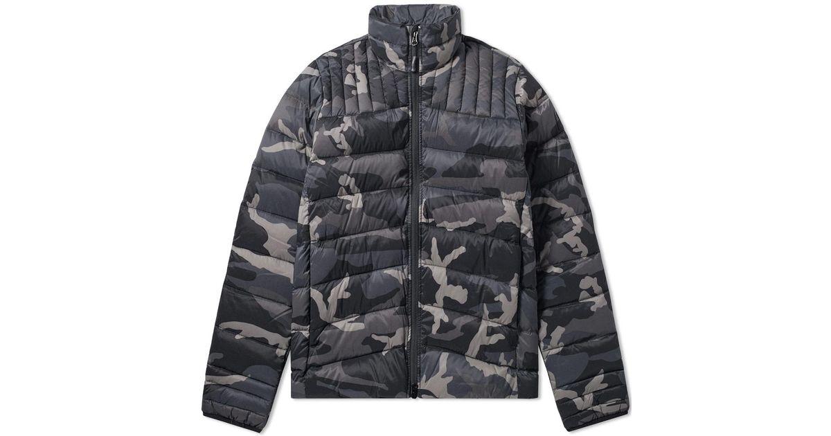 1efe3e005c0 Canada Goose Black Label Brookvale Jacket in Black for Men - Lyst