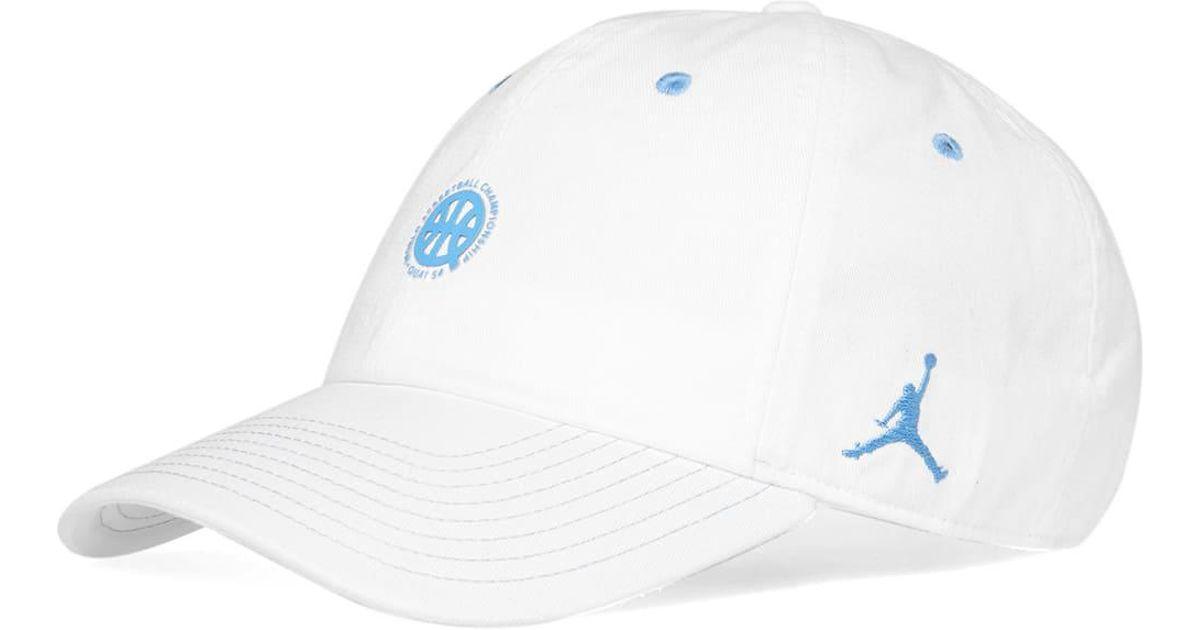 4fcdbb7d6f8 Nike Air Jordan H86 Floppy Hat 'quai 54' in Blue for Men - Lyst