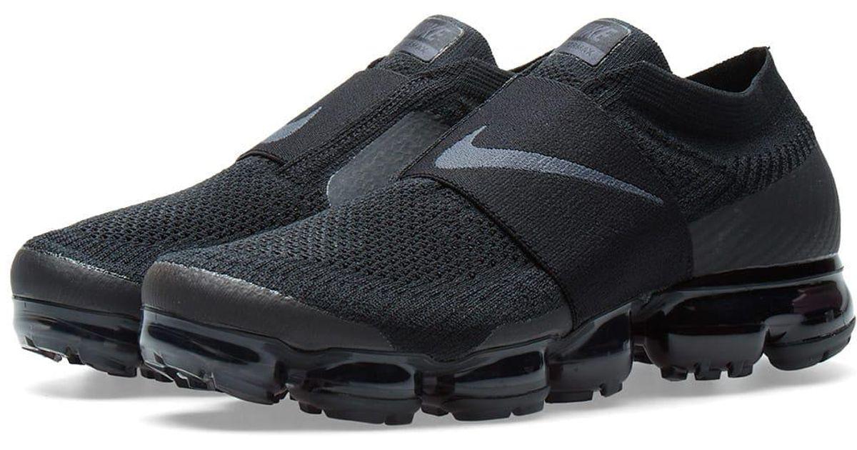 12018f79c12 Lyst - Nike Air Vapormax Flyknit Moc in Black for Men