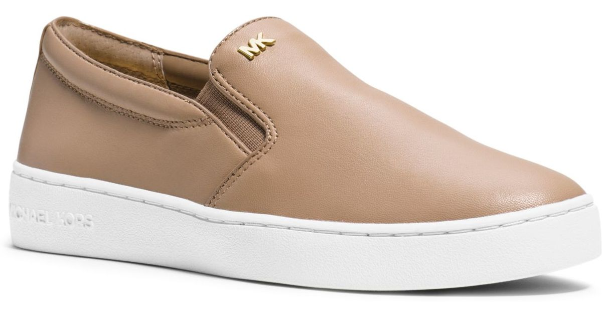 Keaton Patent Leather Slip On Sneakers gKGD1vD