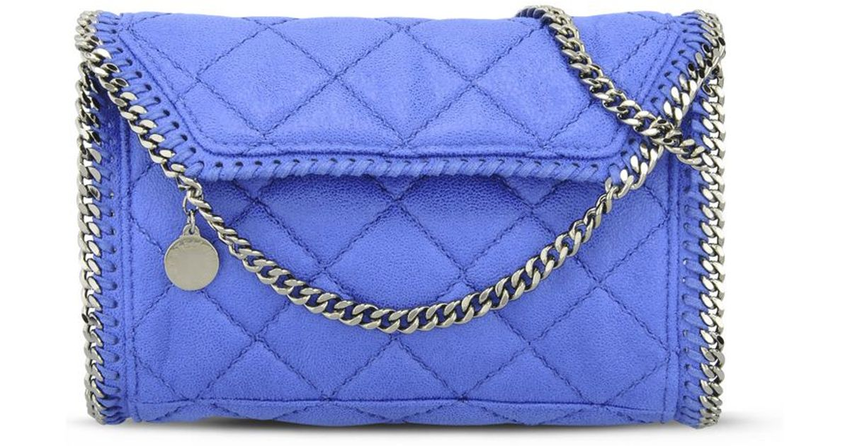 ... Stella Mccartney Falabella Quilted Shaggy Deer Mini Bag in B finest  selection 5c91b 06851 ... 906b7e056a
