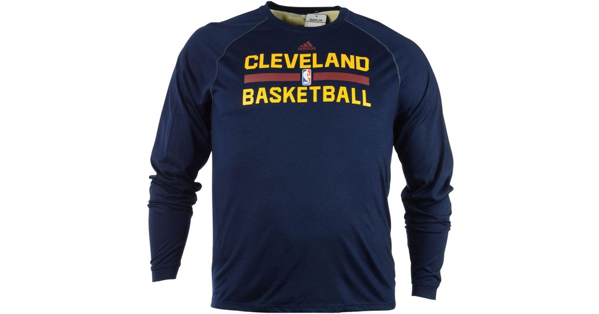 Lyst Adidas Climalite Hombres Hombres manga larga Cleveland Cleveland Cavaliers Climalite 9caa853 - rogvitaminer.website