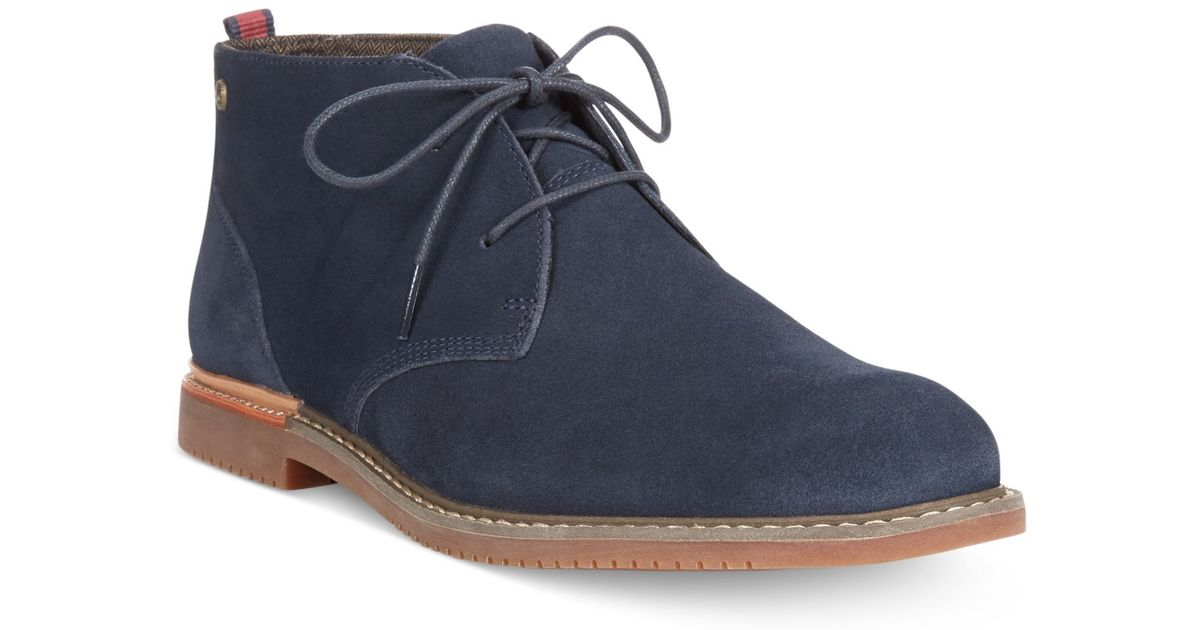 cb17889b8201e Lyst - Timberland Earthkeepers Brook Park Chukka Boots in Blue for Men