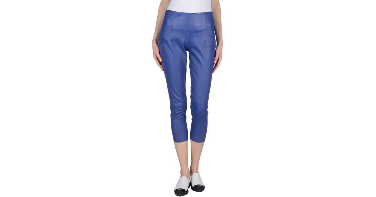 TROUSERS - Casual trousers Hotel Particulier 6Z1noGI