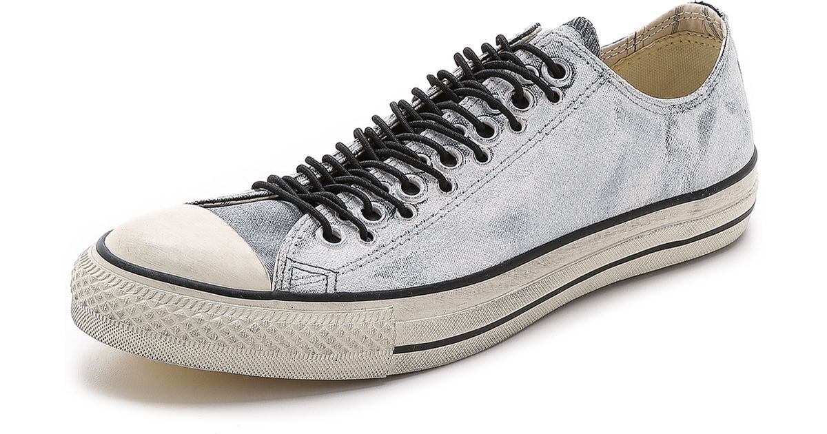 e50a489e4d50 ... john varvatos multi eyelet sneaker 533d0 1e01b  clearance lyst converse  all star multi eyelet sneakers in white for men c5d49 e0c6b