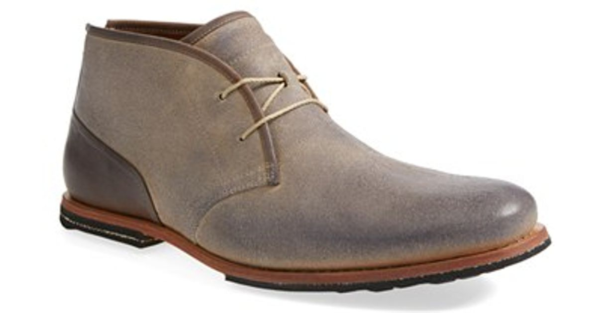6a40d25b089fda Lyst - Timberland  wodehouse Lost History  Chukka Boot in Brown for Men