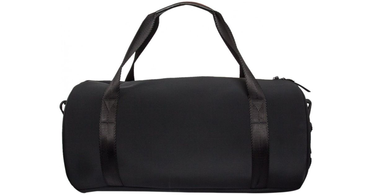 Y-3 Zipped Day Gym Bag Black in Black for Men - Lyst eb15f6b92616e