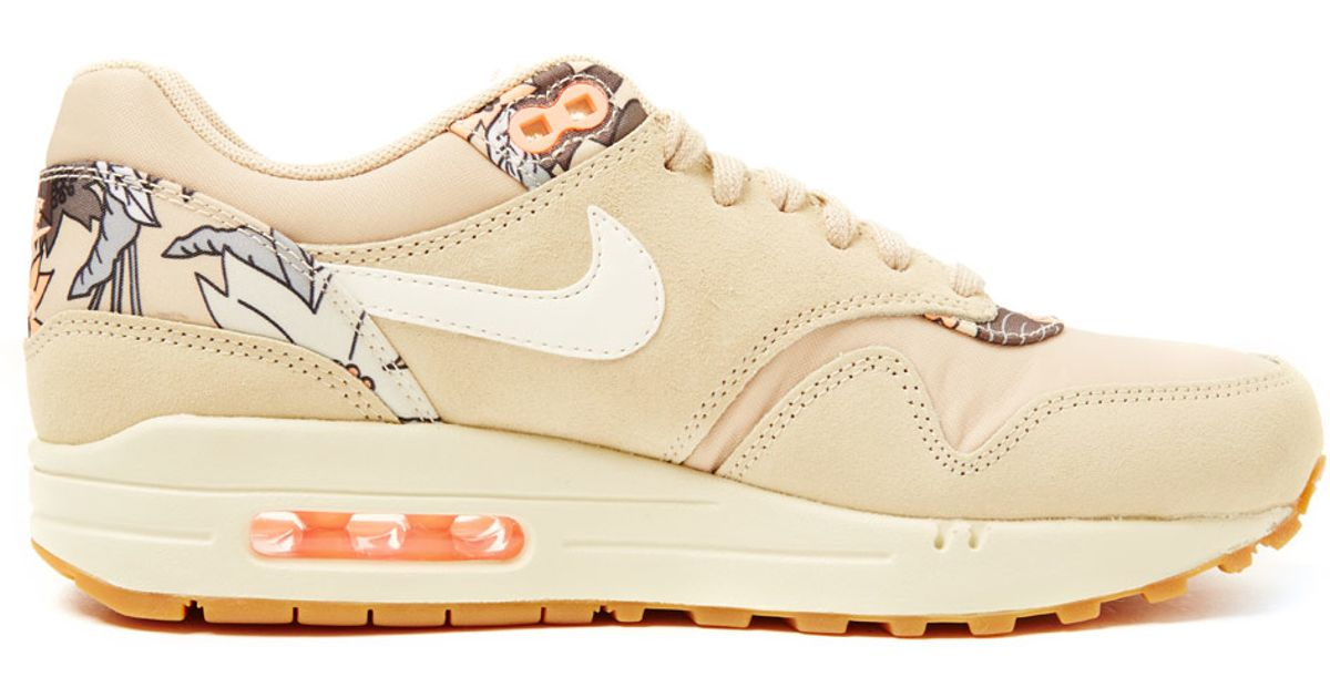 Natural Beige Max Print Nike Air Lyst 1 Trainers In d47w0SWqA