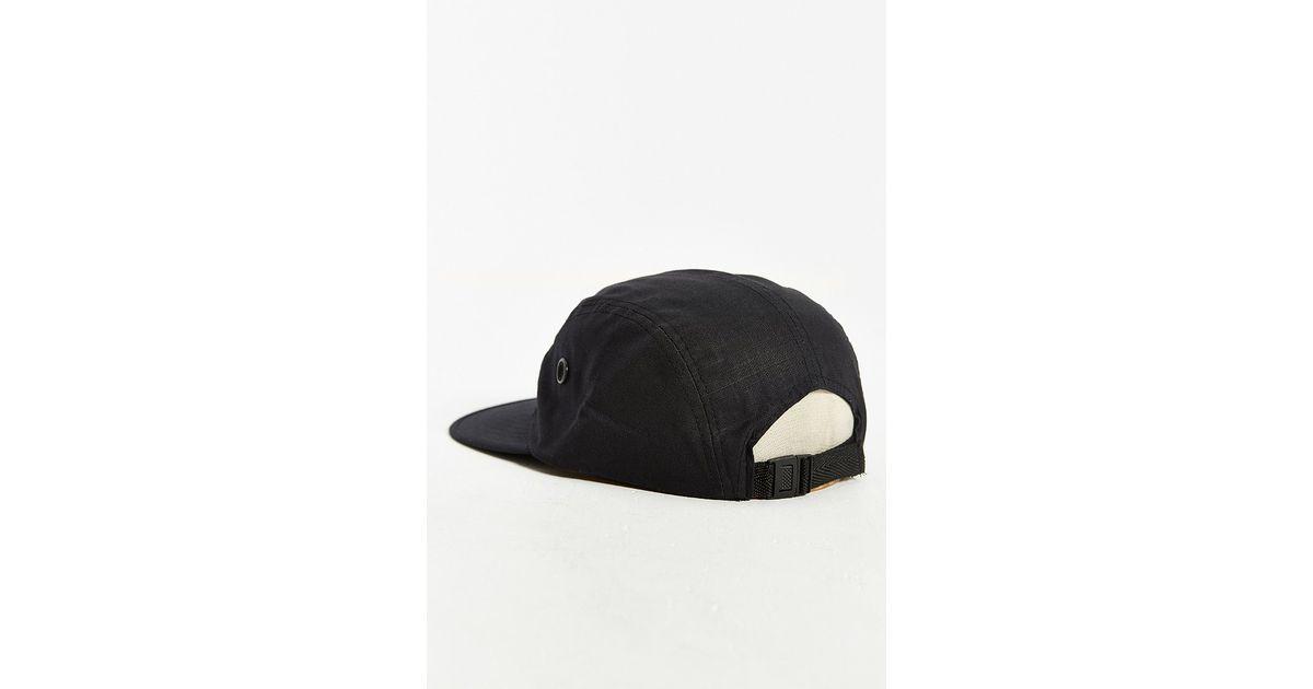 413904ac3b2ec Lyst - Rothco 5-panel Military Hat in Black for Men