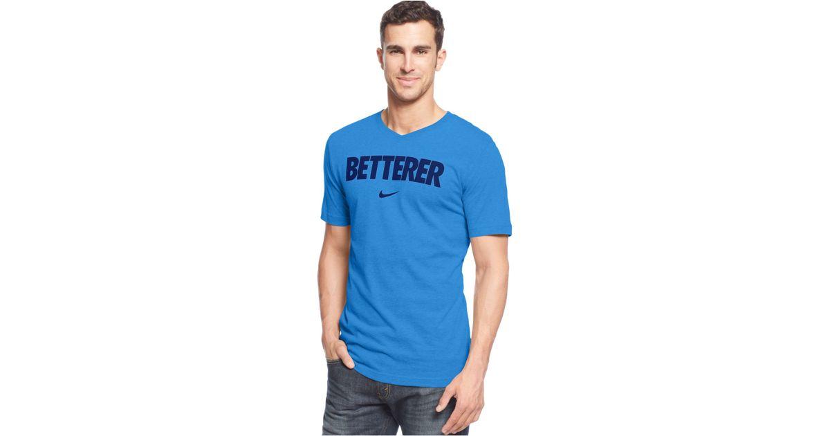 nike roger federer betterer t shirt