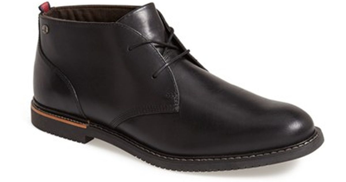 timberland earthkeepers brookpark leather chukka boot in