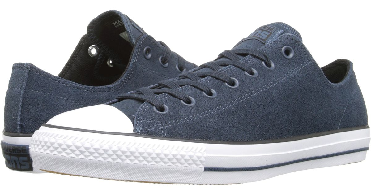 c3c89706ee12d2 Lyst - Converse Chuck Taylor® All Star® Pro Ox in Gray for Men