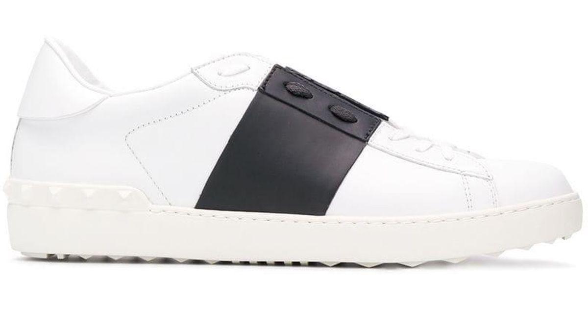 'open' Valentino White Lyst Garavani For Sneakers Men v8nwN0Omy