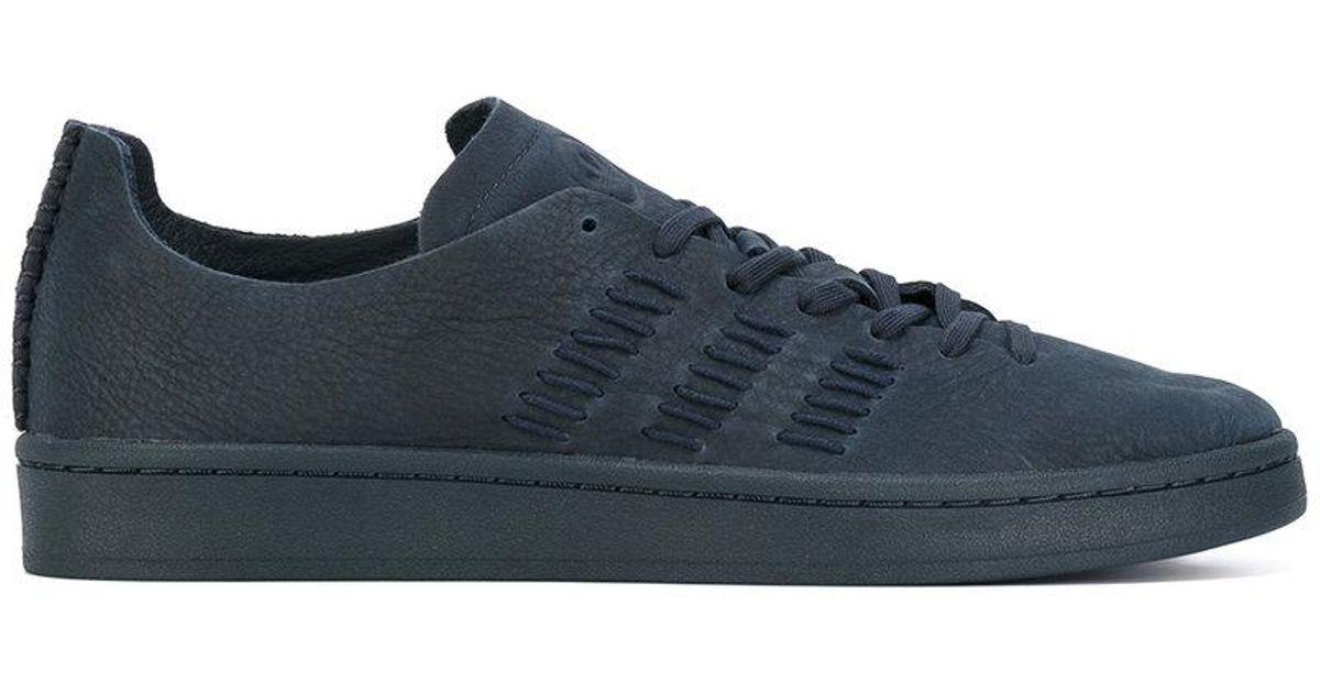 en Vleugels blauw Adidas sneakers Originals Campus in hoorns Lyst X qtFOwHE