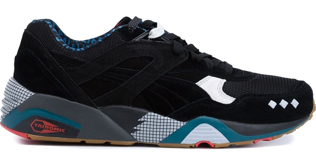bb6634ff72a4 Lyst - Puma X Alife  r698  Sneakers in Black for Men