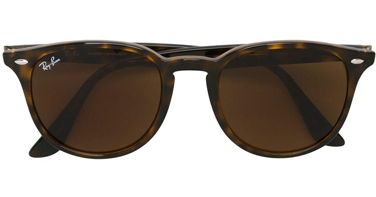 a9a09e77b6 Ray Ban Rb4181 High Street Square Sunglasses Light Havana « Heritage ...