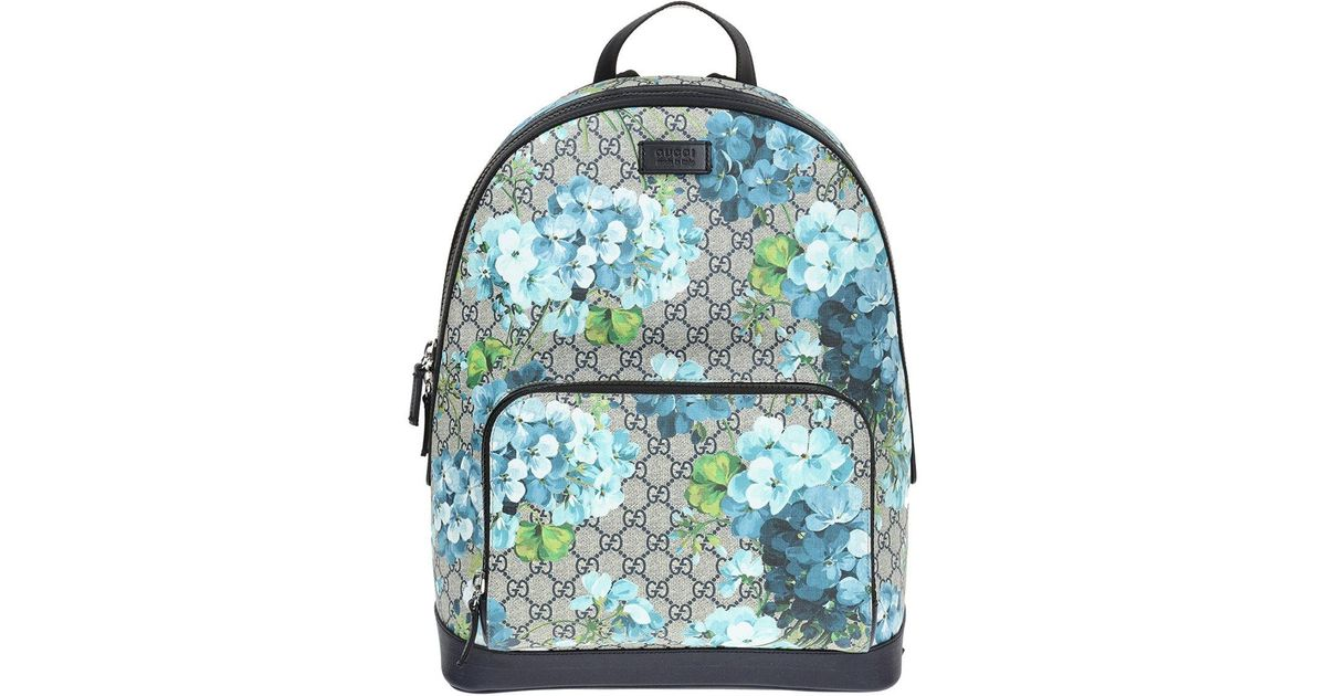 58640ccab5d935 Gucci Gg Blooms Backpack - Lyst