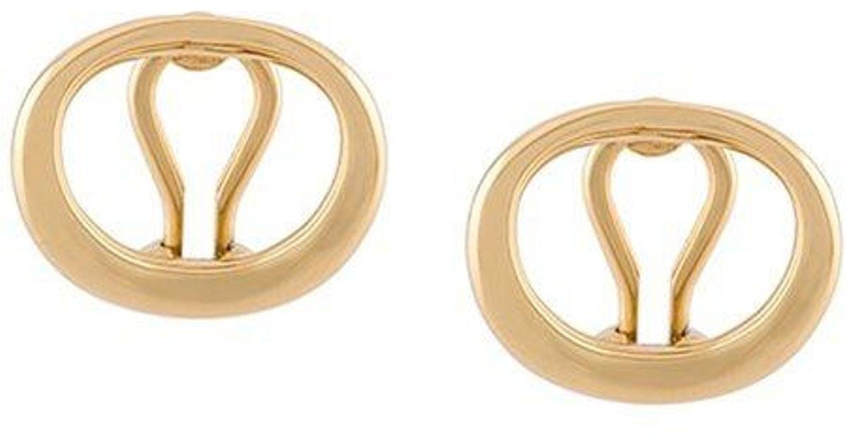 Inner Naho earrings - Metallic Charlotte Chesnais 4lRqPD4En