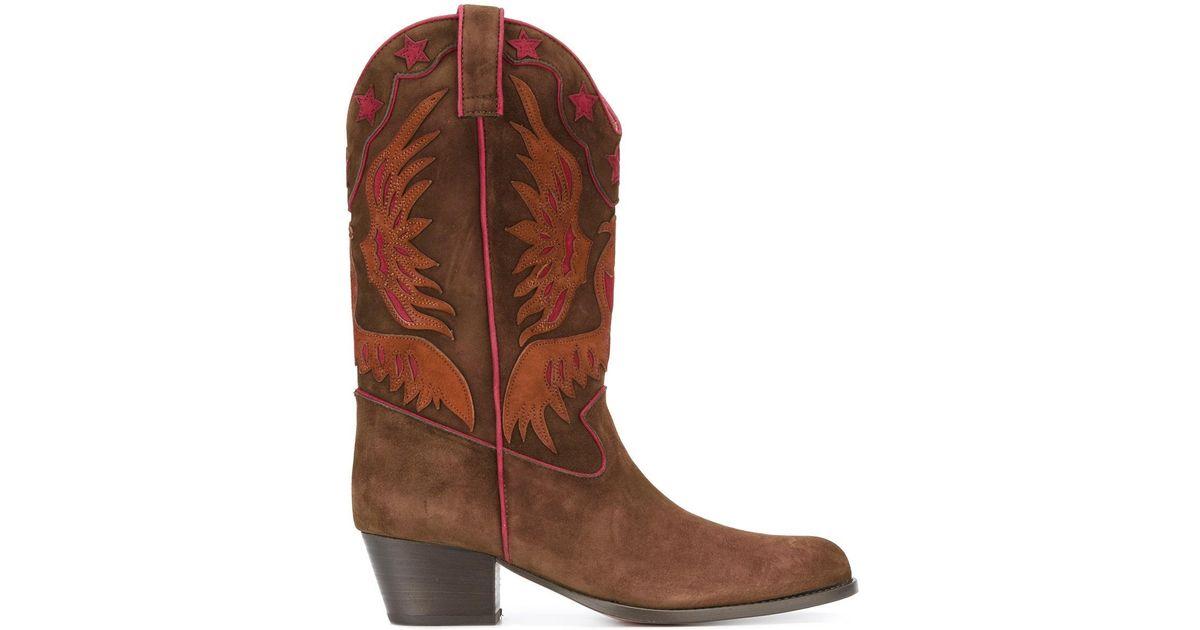 Aquazzura 'Imperial Cowboy' boots Y1VW8Llbr