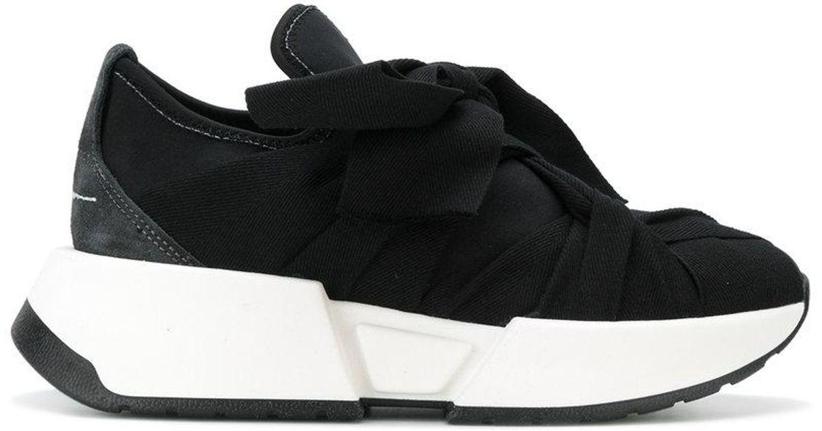 Mm6 Maison Margiela bandaged platform sneakers shop offer online classic sale online huge surprise for sale reliable cheap price newest F7X4kwq