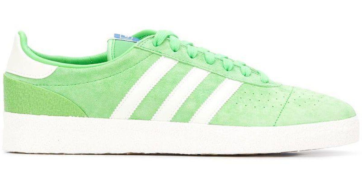 Adidas - Green Munchen Super Spzl Sneakers for Men - Lyst