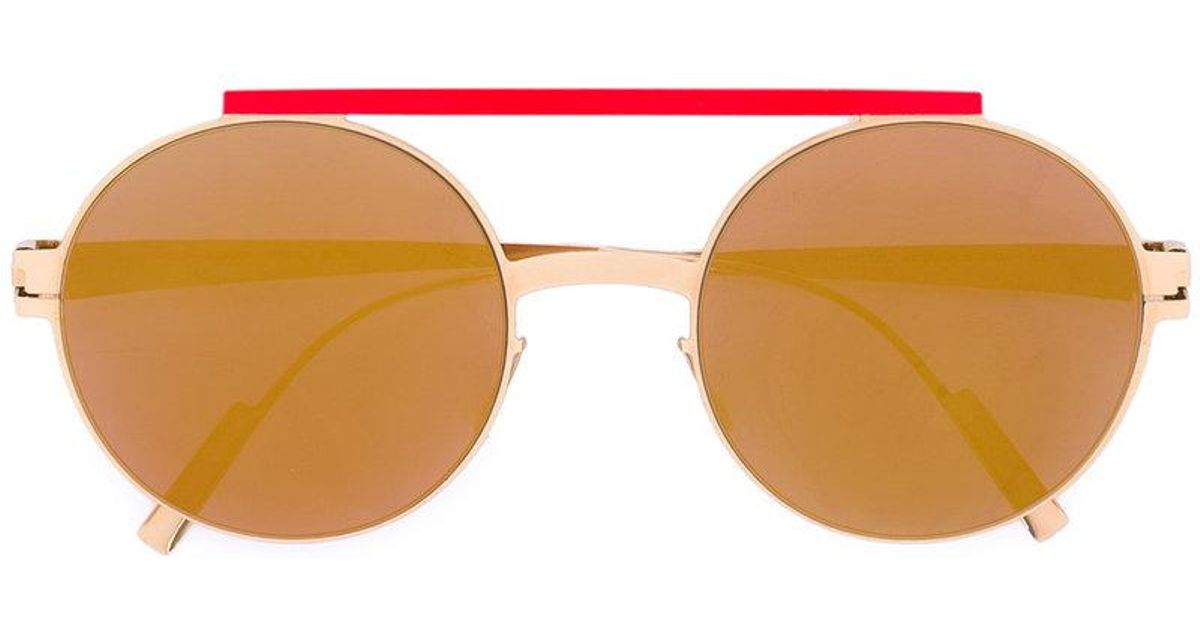 Verbal sunglasses - Metallic Mykita 3OAUDrg