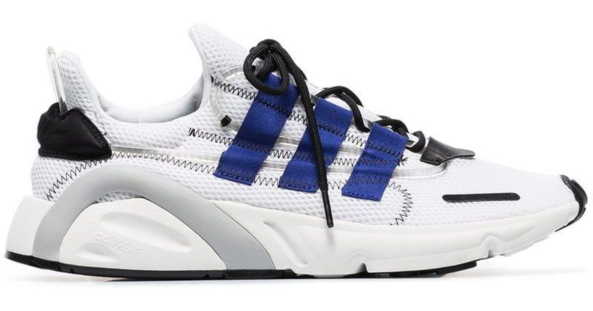 d9986addb9b1 adidas White Lxcon Chunky Low-top Sneakers in White for Men - Lyst