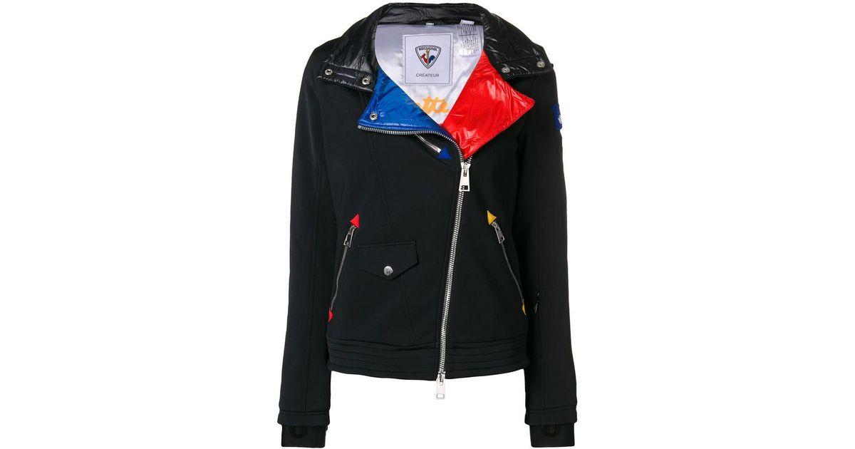 Rossignol Noir Jacket 5reqxr Altirock En Lyst Coloris WS61Bv