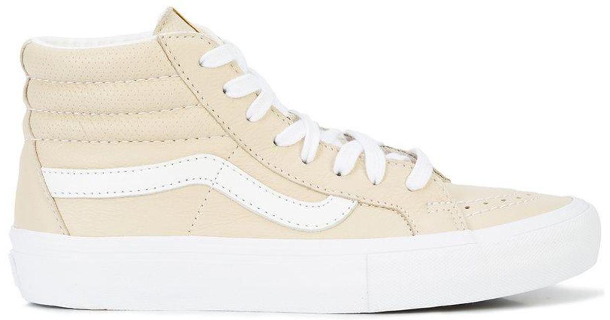 eb211feb28bbca Lyst - Vans Sk8-hi Reissue Sneakers for Men