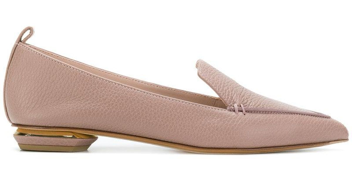 Nicholas Kirkwood Beya bouclé loafers Free Shipping With Credit Card Buy Cheap Best Seller Shopping Discounts Online Outlet Supply Purchase Cheap Price hetJz0D