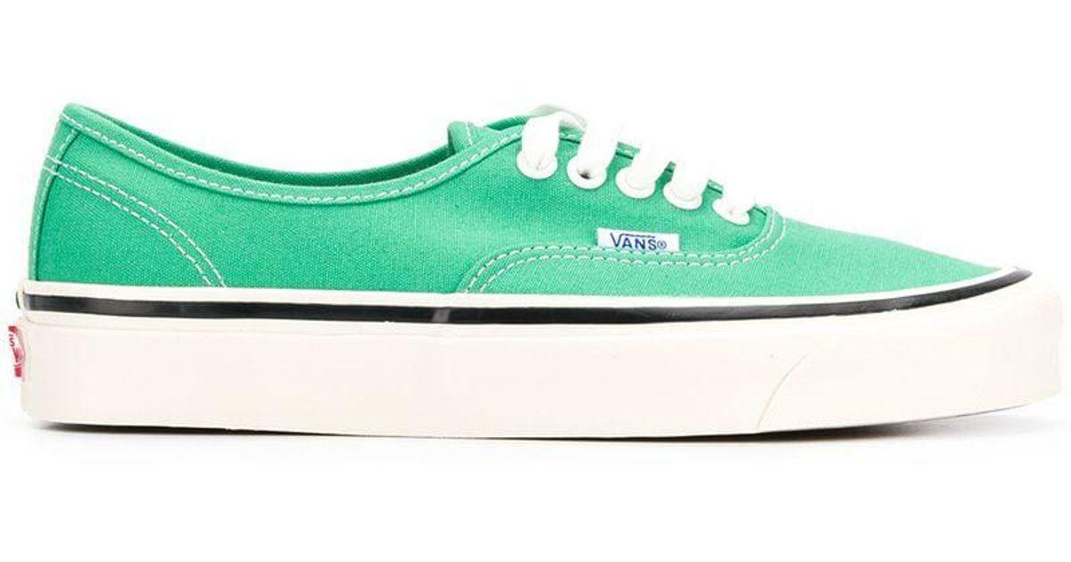 612385e877 Lyst - Vans Low-top Sneakers in Green