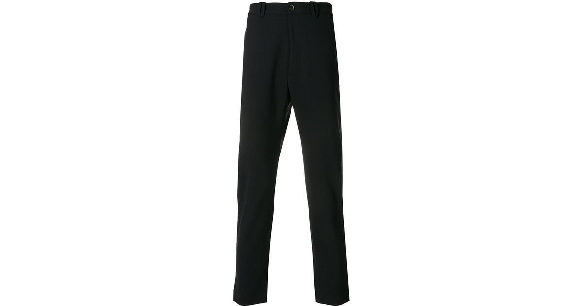 classic flat front trousers - Black Nine In The Morning 8SMIuhLYc