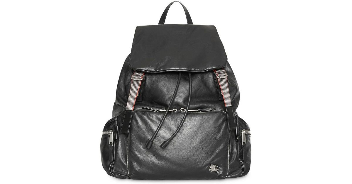 4047771d5a3a Lyst - Burberry The Extra Large Rucksack In Nappa Leather in Black for Men